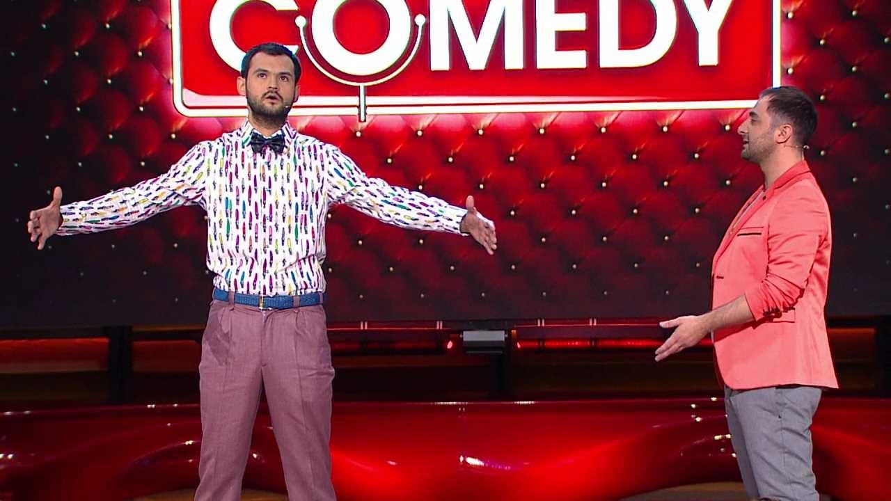 Камеди Клаб – Comedy Club онлайн Смотреть бесплатно!