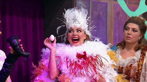 Comedy Woman 0 зима 00 изготовление (Новогодний)