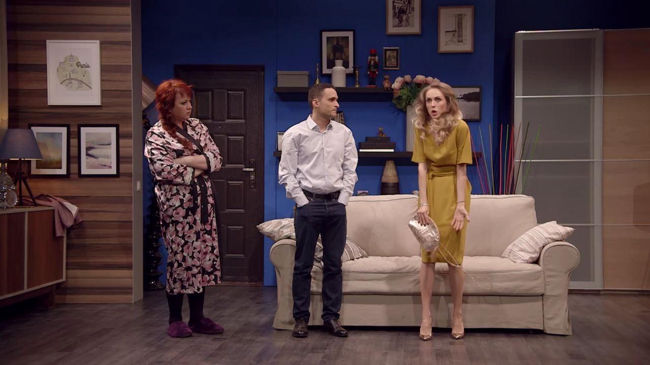 Однажды в России на ТНТ (1-7 сезон) смотреть онлайн бесплатно