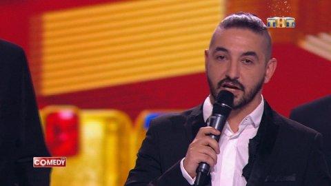 Новогодний Comedy Club 2018 — Karaoke Star. Часть 2