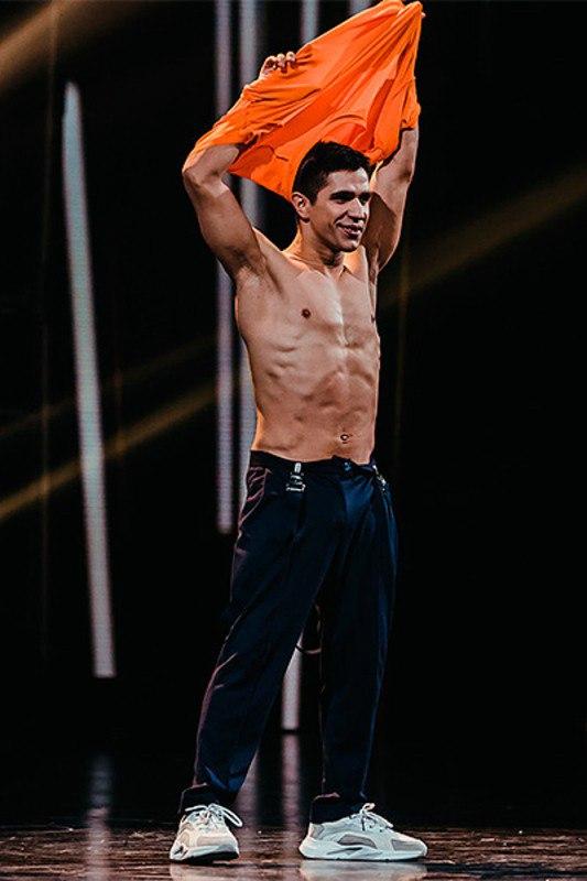 Победитель 4 сезона шоу «Танцы»