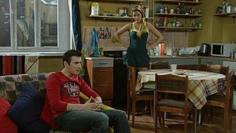 Мария Кожевникова Соблазняет Парней На Кухне – Универ (2008)